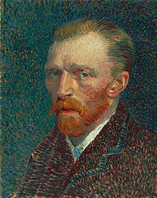 Vincent van Gogh (self-portrait)
