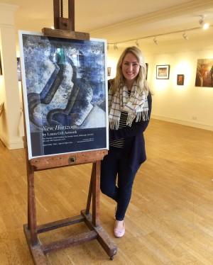 Laura Gill at New Horizons