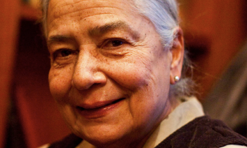 Anita Desai (photo: Ramin Talaie)