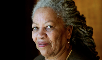Toni Morrison (Photo: Murdo Macleod)