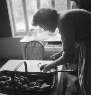Julia, London, 1952