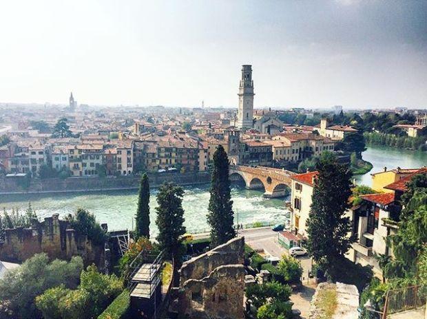 Verona by Monte Celia Parker