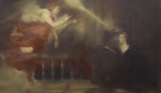 Richter's Titian annunciation