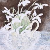 Snowdrop cup