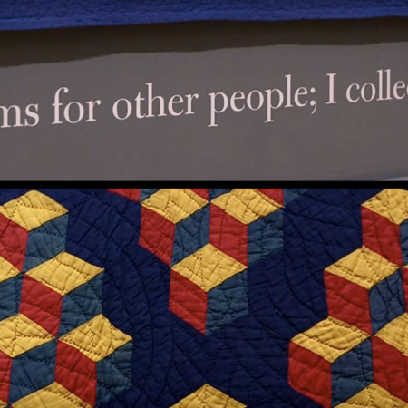 quilt, Ken Burns, video, documentary
