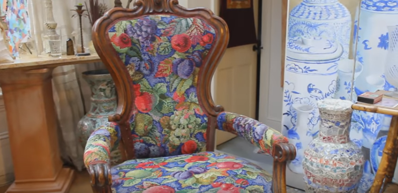 tapestry design