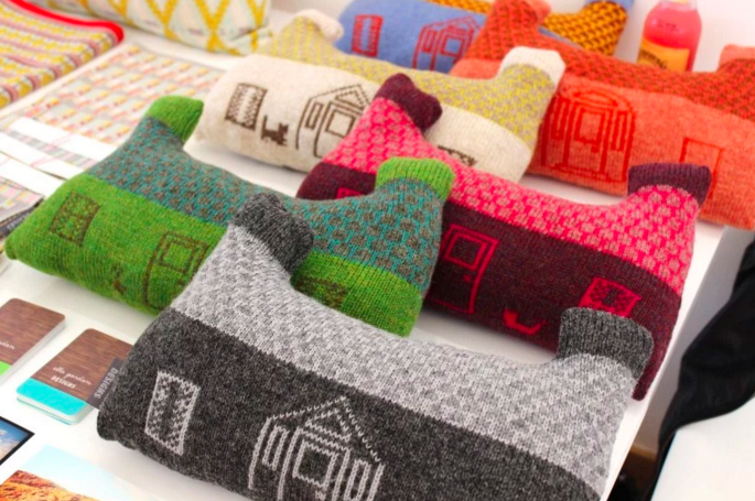 Ella Gordon Shetland knitwear designer