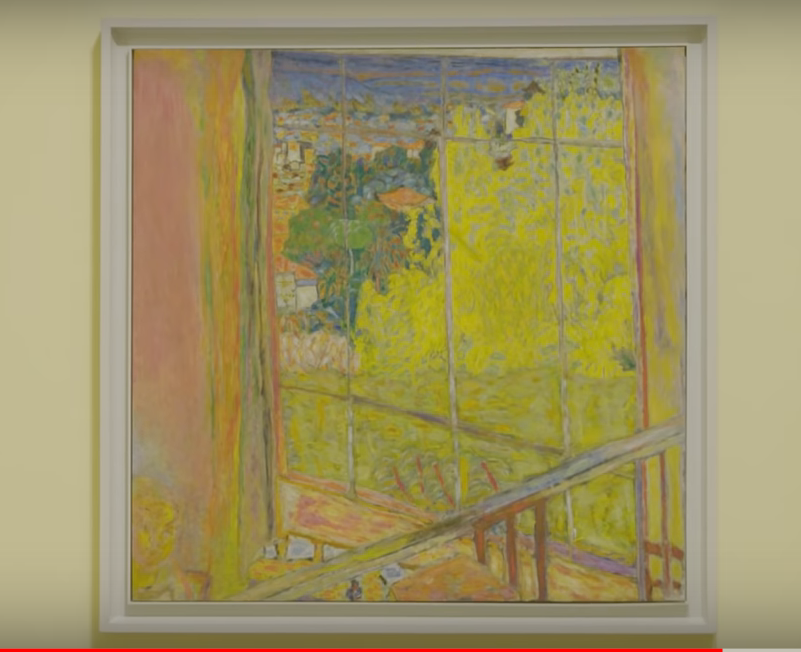 Tate, exhibition, Pierre Bonnard