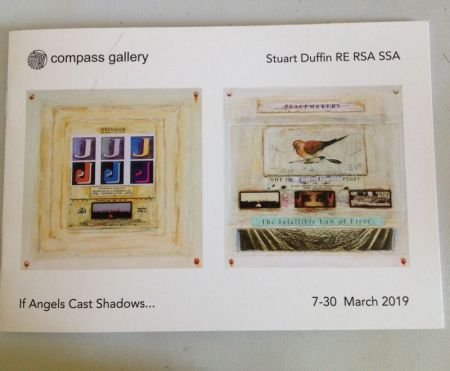 exhibition catalogue, Stuart Duffin, Compass Gallery