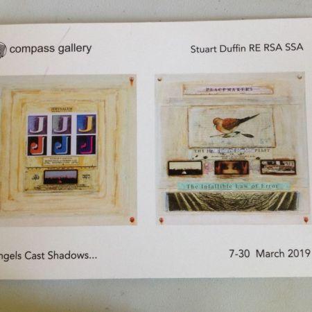 exhibition catalogue, Stuart Duffin, Compass Gallery