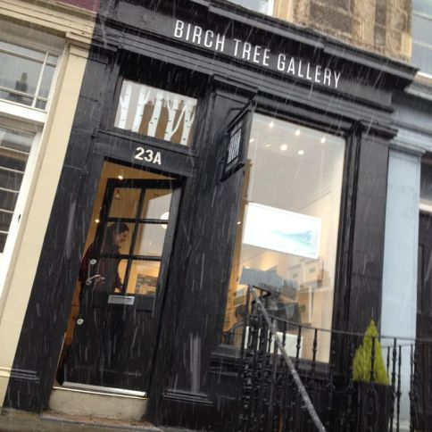 Edinburgh Birch Tree Gallery