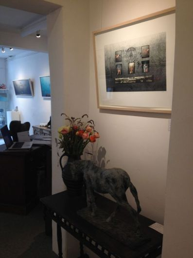 Stuart Duffin, Compass Gallery