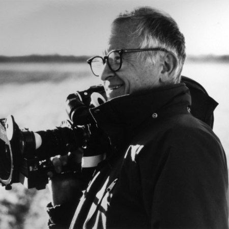 documentary filmmaker Albert Maysles